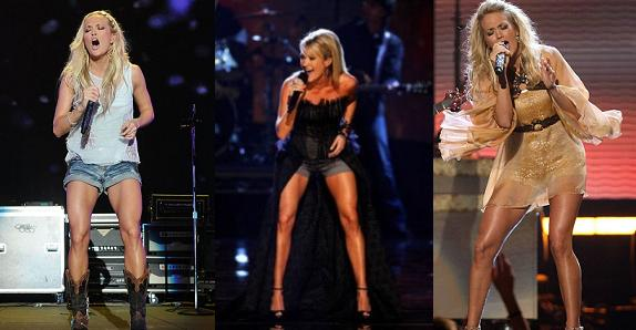 Legs Like Carrie Underwood Yes Please Too Busy To Diet