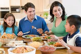 Making Family Meals a Priority
